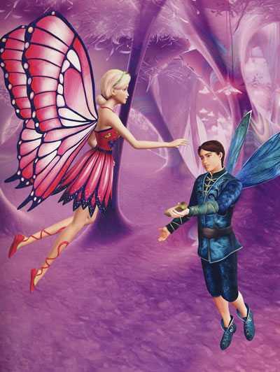 芭比之蝴蝶仙子全集在线播放,最新芭比之蝴蝶仙子动画片观高清图片